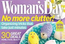 Woman's Day Magazine Covers / by Woman's Day