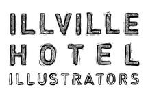 Illville Hotel Illustrators