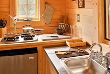 Kitchens / by Tiny House Blog