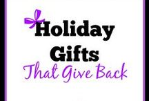 Holiday Gifts That Give Back / by Woman's Day