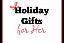 Holidays Gifts for Her / by Woman's Day