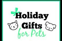 Holiday Presents for Pets / by Woman's Day