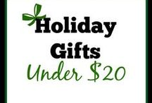 Holidays Gifts Under $20 / by Woman's Day