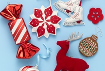 Holiday Decorations / From Christmas trees to holiday dinner centerpieces, everything you need to spruce up your home this season. / by Woman's Day