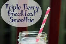 recipes_smoothies / by Crystal
