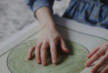 Maps + Globes
