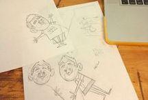 Illustration - My Own (Process)