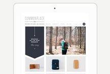Design: Web + Blogging