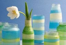 Spring Crafts / Spring has sprung! Get our best ideas for spring decorating and crafting. / by Woman's Day