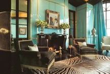Design Profile: Hollywood Regency / The glam of Hollywood history brought to life in design.