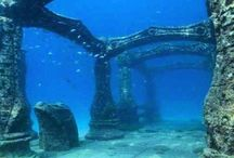 Under the Sea! / Places to go diving! / by Amy Robinson
