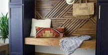 Entryways / They say you get 11 seconds to make a first impression. I'm thinking entryways are no different.