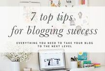 Blogger Tips / Tips for better blogging.
