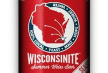 Wisconsin Brews / The best brews from right here in Wisconsin!  Not all of our locations carry each of these craft options... but check for our highlighted taps and bottles to see what Wisconsin brews we do carry!