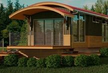 Park Model Homes / Park Model Homes 400 square feet and less.  / by Tiny House Blog