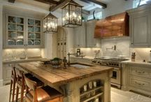 Haute in the Kitchen! / We all know the kitchen is the heart of the home. Here are some unbelievable designs, colors, layouts and more to get your heart beating.  / by The Haute Mamas Boston