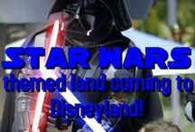 Disneyland Star Wars Land / Disneyland | Disneyland Tips | Disneyland Travel | Disneyland Star Wars