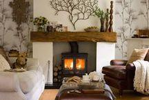 living room / by Merit Adalova