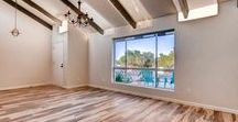 Floored / Flooring selections can make or break a design. From hardwoods to tile, there is so much to choose from. Here are some of my favorite products and layouts.