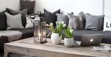 Living Room / land of coziness
