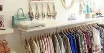 Closet / a place to store all the wearable awesomeness