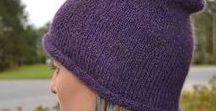 Easy knitting / Enkel strikk, teknikker og oppskrifter