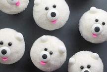 Polar bear luv / je les aime bien. / by Amanda T