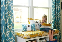 Kids playrooms / Great inspiration pictures and products for a kids playroom.   / by Cre8tive Designs Inc.