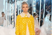 Fashion Week - Spring 2012 Collections / In which I build a fantasy wardrobe for the coming season. / by Amanda T