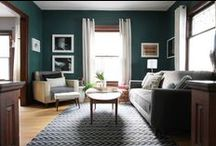 living spaces&decorations / by amber hughes