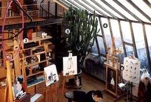 My Someday Studio / by Sara Kay Hartmann