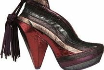 Fabulous Footwear / Interesting and fun shoes to adorn your feet.