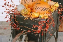 Autumn Goodness / by Jessie {Rise and Swine}