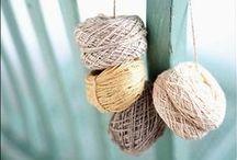 Yarn, yarn yarn! / by Sara Kay Hartmann