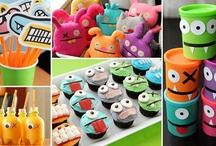Various Kid Party Themes / by design contessa