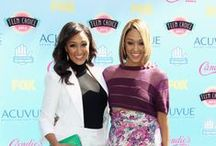 Tia & Tamera  / by Style Network