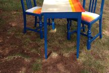 Tables / by Dorothy Powell