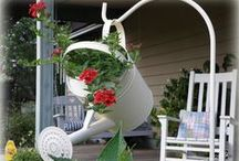If I had a green thumb~gardening / All things that grow and live in a garden / by Cre8tive Designs Inc.