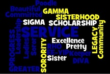 I ♥ MY SGRHO! / This is a community board for Sorors of Sigma Gamma Rho Sorority, Inc. Share your pins!
