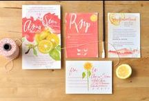 Wedding Stationary / by sjensen
