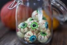 Halloween ideas / by Jacqui Khoo