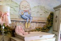 Baby nursery / by Jessie {Rise and Swine}