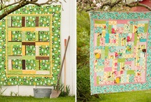 Patchwork Party Ideas / Host your own quilt party with these ideas, how-tos, recipes, and of course, patterns! / by Martingale/That Patchwork Place