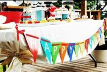 childs birthday / Party inspiration / by Jacqui Khoo