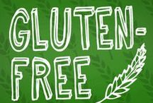 Gluten Free / I have to be gluten-free, so this is all about living g-free!