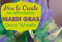 Mardi Gras / Carnival Fun / Mardi Gras / Carnival - Crafts, Recipes, Kid Activities and more. We're more than just King Cake!