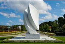 Explore Our Art & Sculpture / by Newport News, VA