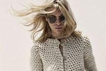 Crochet Sweaters / by Sara Kay Hartmann