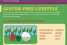 Gluten Free / by Danielle Keister-Hansen