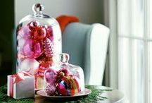 Christmas! / Fa la la la la Christmas recipes and decoration ideas. / by Molly Page
